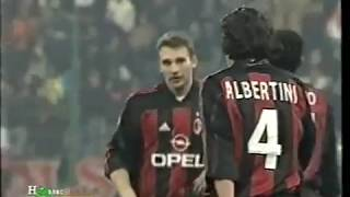 Download Milan - Roma. Serie A-2000/01 (3-2) Mp3 and Videos