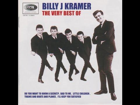 Billy J Kramer and the Dakotas. My Girl Josephine