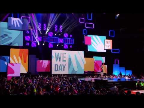 WE Day Seattle 2014:  Julie Sandler, Madrona Venture Group - Speech at Key Arena