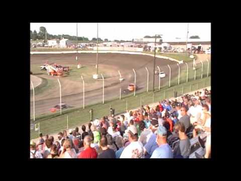 Eagle Raceway Sport Compact Heat 2 on 7-15-2017
