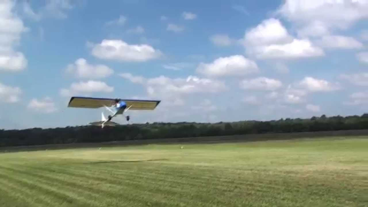 Middletown Ultra-Cool Flying Contest - Dayton Ultralights