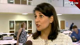 Governor Haley angry over news coverage of daughter\'s job