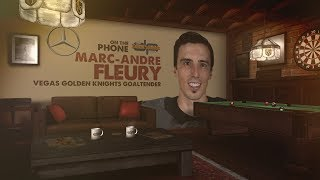 Golden Knights G Marc-Andre Fleury Talks Stanley Cup & More w/Dan Patrick | Full Interview | 5/23/18