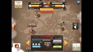 Clanwar KickAssAt™ vs Gnadenlos - 3 Star Attacks - Clash of Clans