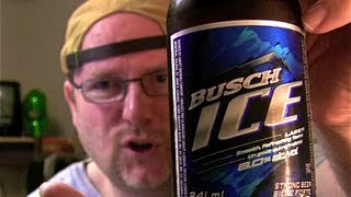 Busch Ice - Beer Review 109