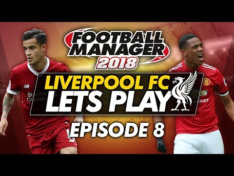 Liverpool FC - Episode 8 | Football Manager 2018