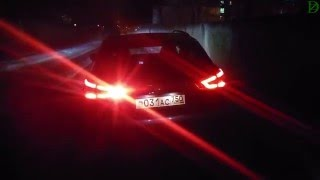 Nissan Qashqai - ночной обзор