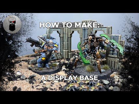 How to Make: A Display Base