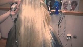 Полировка секущихся волос в ОМСКЕ(САЛОН КРАСОТЫ