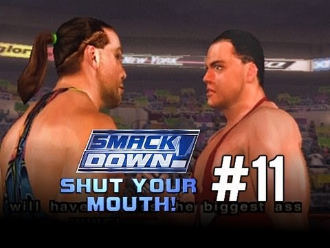 Download WWE SMACKDOWN: SHUT YOUR MOUTH - Season Mode, EP.11 (Luxury of being a Loser)