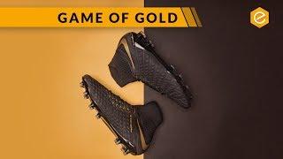 Edición especial Nike Hypervenom Game Of Gold
