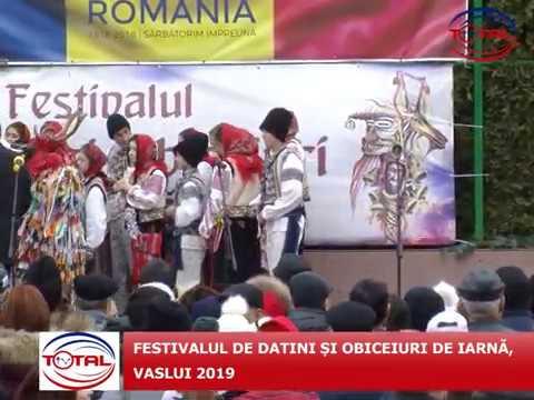 Download FESTIVALUL DE DATINI ȘI OBICEIURI DE IARNĂ, VASLUI 2019