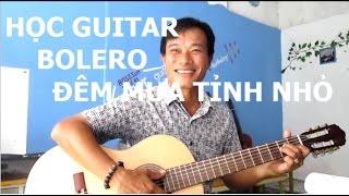 Mưa đêm tỉnh nhỏ (GPT guitar school)