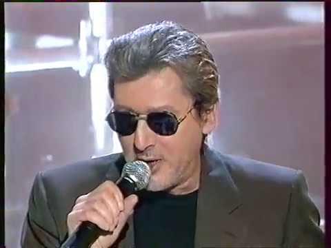 Alain Bashung - La nuit je mens (Live)