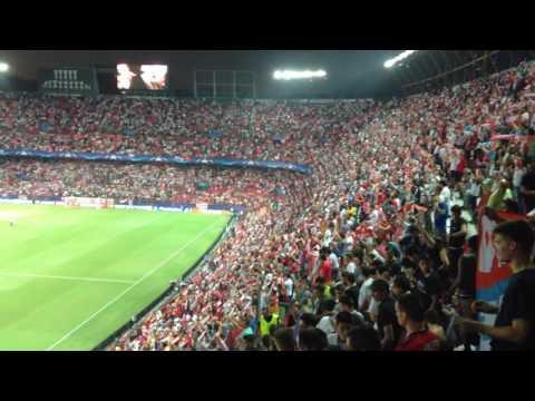 Sevilla FC / OL (Ligue des Champions 16-17) – Hymne sévillan
