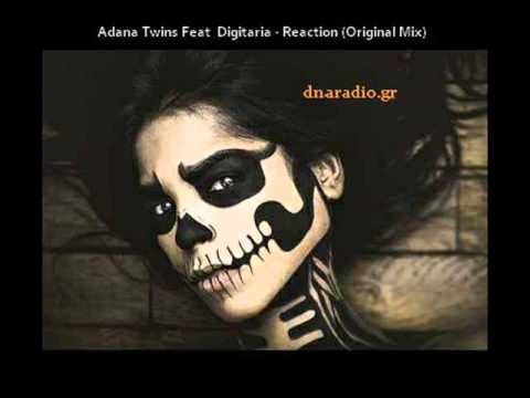 Adana Twins Feat Digitaria - Reaction (Original Mix)