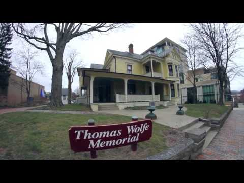 A Story of the Buried Life - The Thomas Wolfe Memorial