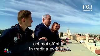 Primire festiva pentru o turista romanca in Israel