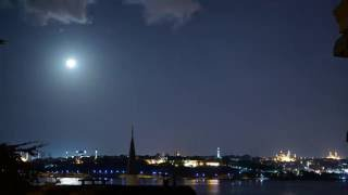 Sony A7 R2 Camera, Night Time Lapse Test Footage Video