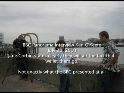 BBC Panorama Interview Ken O'Keefe
