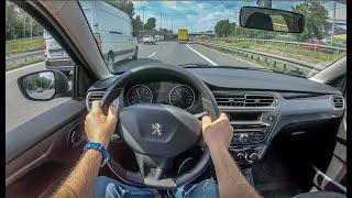 Peugeot 301 | 4K POV Test Drive #276 Joe Black