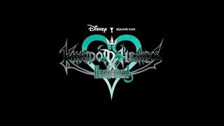 Kingdom Hearts Unchained for iOS, E3 2015