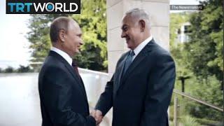 Israel's Syria strategy