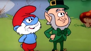 How To Smurf A Rainbow  St. Patrick&#39s Day  The Smurfs