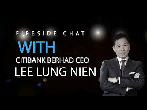 Leadership Dojo: Fireside Chat With Citibank Berhad CEO Lee Lung Nien