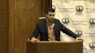 Напутственная речь выпускника ФИЯР 2002 года Ованеса Мискаряна