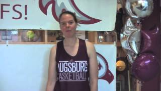 Augsburg Volleyball/Women's Basketball - Give to the Max Day
