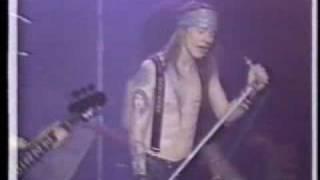 Guns N' Roses - Knockin on Heaven's Door (Ritz 88)