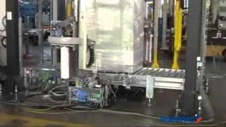 특허받은 코팩시스템 자동랩핑기 마무리 작업(나일론 디스…