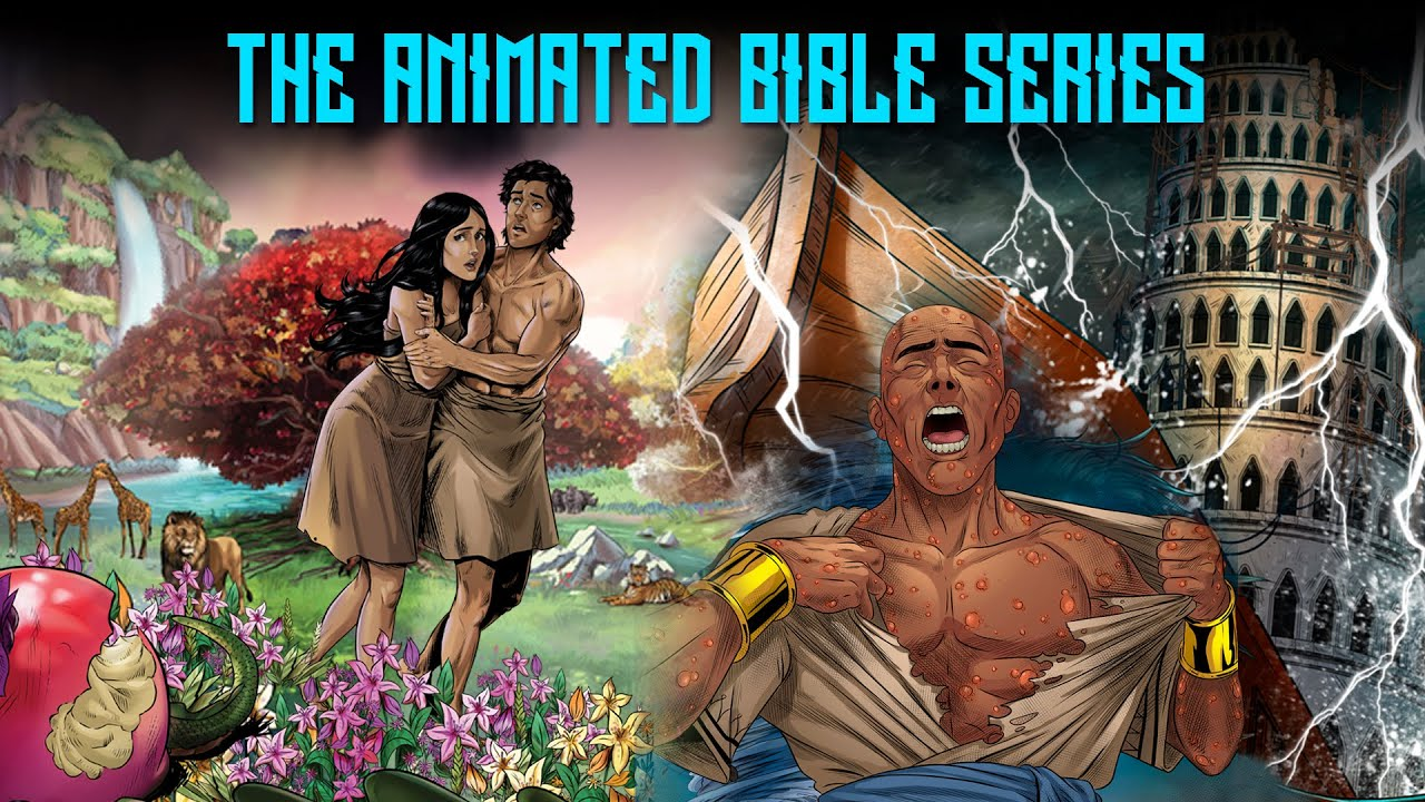 Download The Animated Bible Series | Season 1 | Episode 3 | Job | Michael Arias