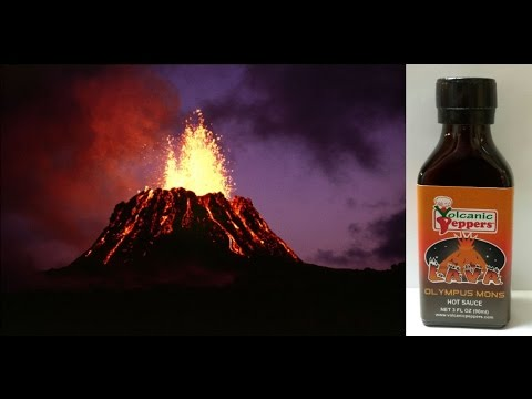 Olympus Mons Extremely Hot Sauce Review Hottest Sauce I