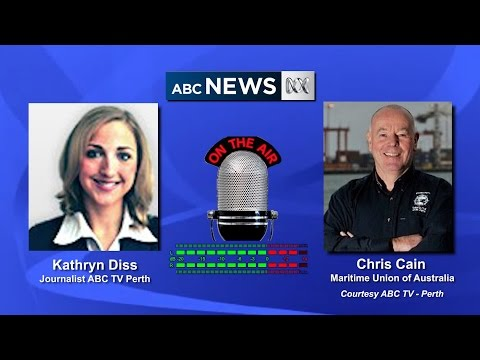 Trade Union Royal Commission - Chris Cain Speaks