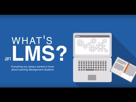 What is an LMS? Definition and Uses of a learning management system