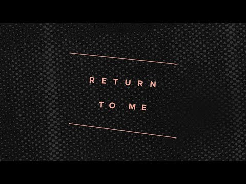 """Return to Me"" with Jentezen Franklin"