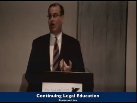 Georgetown Law eDiscovery - Keynote