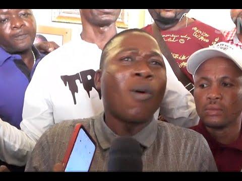 FULL VIDEO:  Sunday Igboho Storms Ogun State To Evict Killer Herdsmen