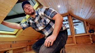 Tiny Houses Are Being Built In Fresno