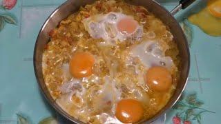 تحميل فيديو سريعه سهلة كعبتين طماطم راس بصل نعمل اكله تستحق تجربه@المطبخ التونسي زكية - Tunisian Cuisine ZAKIA