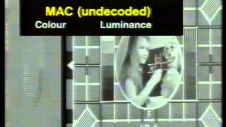 IBA Engineering Announcements BSB Startup - D-MAC DMAC - 27 March 1990