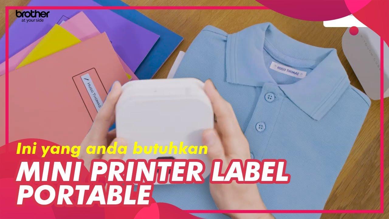 Buat Brand Usaha Rumahan Mudah dengan Mesin Label Mini ...