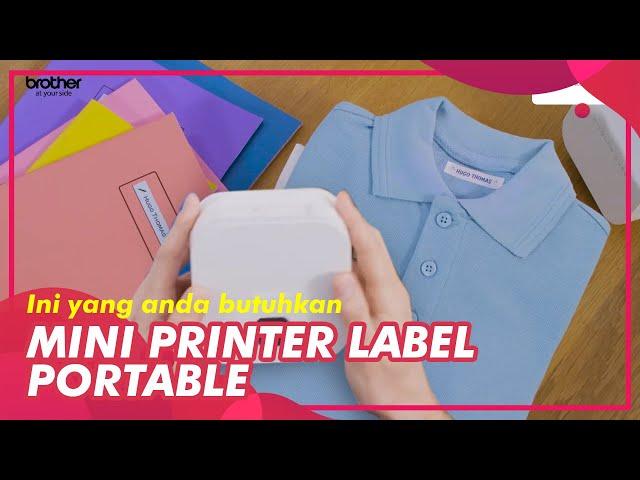 Buat Brand Usaha Rumahan Mudah dengan Mesin Label Mini hasil maxi