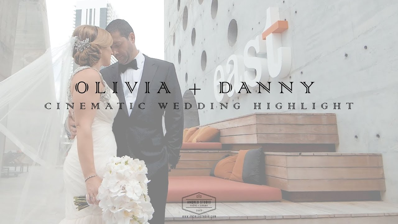 East Hotel Miami Wedding Cinematographer    Olivia + Danny   South Florida Wedding Videos