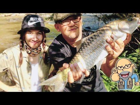 Thai Angler สัญจร: ไปเชียงใหม่ ตกปลาพลวง ที่แม่ตะมาน
