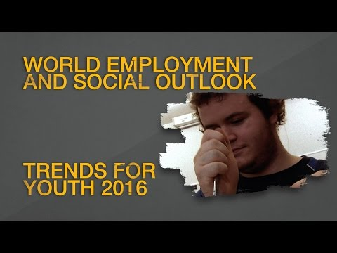 Youth employment: Working poverty and the gender gap