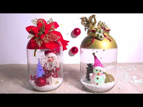DIY Christmas Decor! Easy Crafts Ideas at Christmas for NEW YEAR DECOR 2019