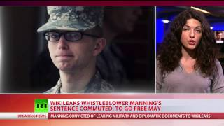 Chelsea Manning commutation could set up Assange extradition to US